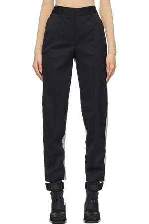 MM6 Maison Margiela & Grey Spliced Trousers