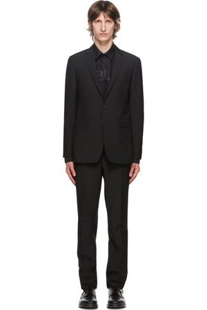 Burberry Wool Slim-Fit Suit