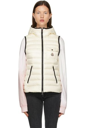 Moncler Down Glyco Hooded Vest