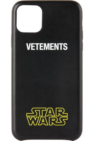 VETEMENTS Star Wars Edition Logo iPhone 11 Pro Max Case