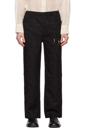 Andersson Bell Jacquard Lounge Pants
