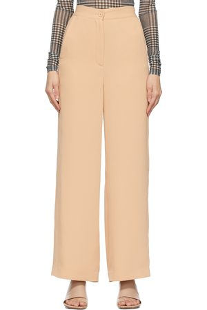 MM6 Maison Margiela Wide-Leg Trousers