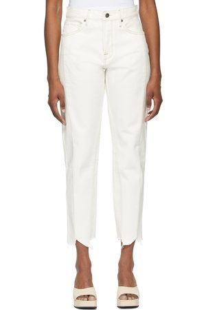 Frame Off-White 'Le Original' Jagged Jeans