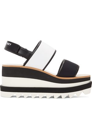 Stella McCartney & Sneak Elyse Platform Sandals