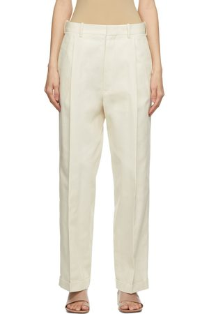 Maison Margiela Off- Pleat Trousers