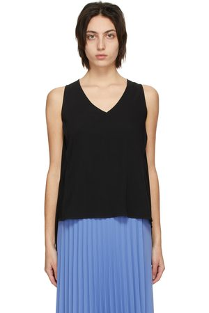 MM6 Maison Margiela Fluid Scarf Back Tank Top