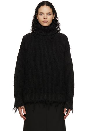 Moncler Genius 2 Moncler 1952 Fringed Turtleneck