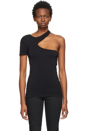 Helmut Lang Cut-Out Seamless T-Shirt