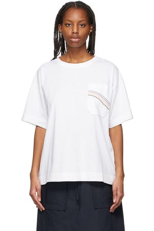 See by Chloé Rainbow Pocket T-Shirt
