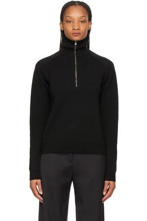 Totême Merino Half-Zip Sweater