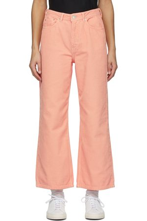 Won Hundred Pink Corduroy Kiri Trousers