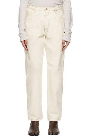 Maison Margiela Off- Workwear Jeans