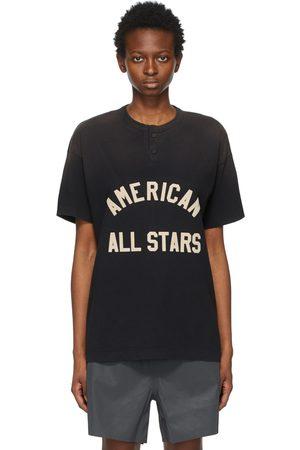 Fear of God 'All Stars' Henley T-Shirt