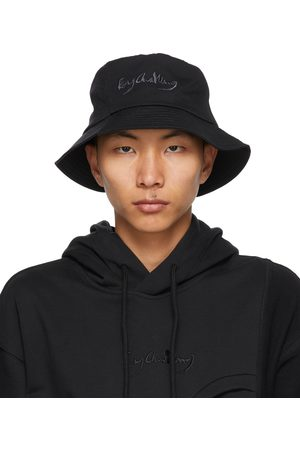 Feng Chen Wang & Grey Paneled Bucket Hat