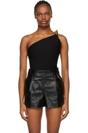 Givenchy Asymmetric Spiral Chain Top