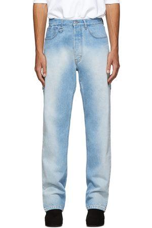 Random Identities Blue Slash Jeans