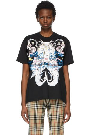 Burberry Montage Print T-Shirt