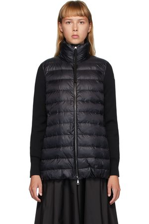 Moncler Down Panelled Jacket