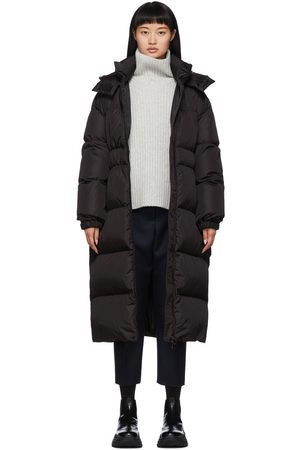 Moncler Down Danubelong Coat