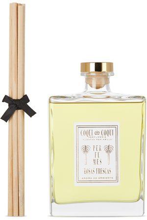 Coqui Coqui Perfumes Rosas Frescas Room Diffuser, 750 mL