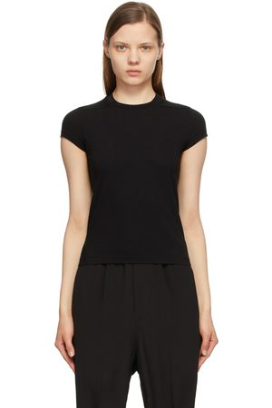 Rick Owens Cropped Level T-Shirt