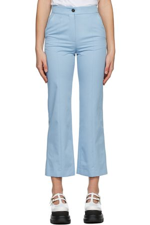 MSGM Straight Leg Trousers