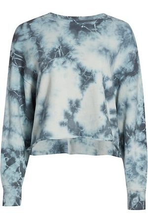 NSF Sonia Tie-Dye Crewneck Sweatshirt