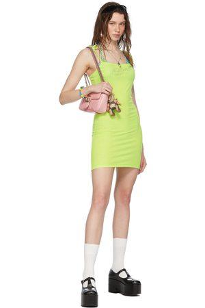 Women Dresses - I'm Sorry by Petra Collins SSENSE Exclusive Rib Mini Dress