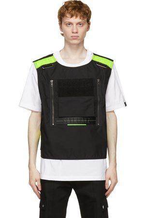 Sankuanz & Black Vest T-Shirt