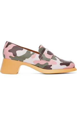 I'm Sorry by Petra Collins & Camper Edition Camo Loafers