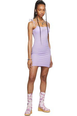 I'm Sorry by Petra Collins SSENSE Exclusive Rib Mini Dress