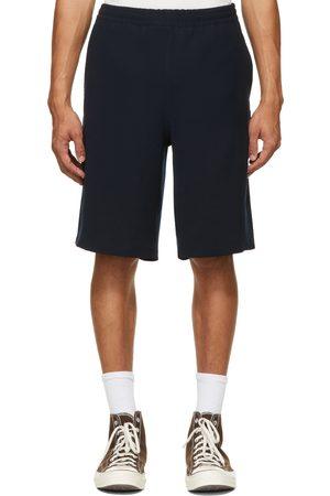 Men Shorts - The Conspires Navy UT Shorts