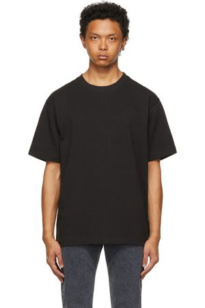 Men Short Sleeve - Levi's Made & Crafted Black Loose T-Shirt