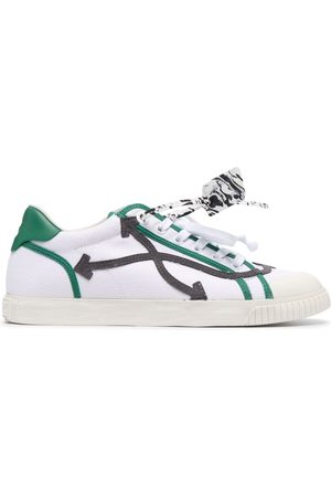 OFF-WHITE Men Sneakers - Vulcanized low-top sneakers