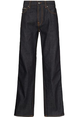 Nudie Jeans High-rise loose-fit jeans