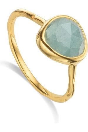 Monica Vinader Women Rings - Siren stacking ring