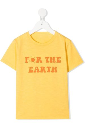 KNOT Boys Short Sleeve - Organic cotton T-shirt