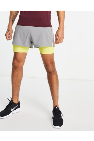 ASOS Men Sports Shorts - Icon 2-in-1 shorts in with quick dry