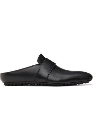 Balenciaga City Sabot Loafers
