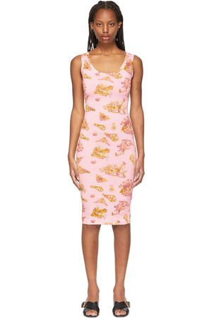 Versace Jeans Couture Rococo Dress