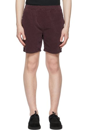 Remi Relief Corduroy Easy Shorts