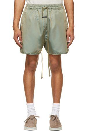 Fear of God Nylon Track Shorts