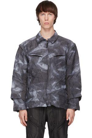 Blackmerle Wrinkle Zip Jacket