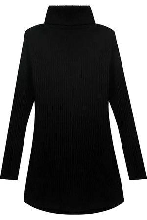 YOINS High Neck Bodycon Knit Dress