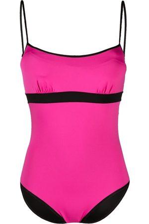 La Perla Active Beach colour-block swimsuit