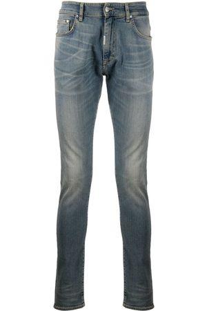 Represent Mid-rise slim fit jeans