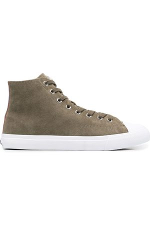 Paul Smith Carver high-top sneakers