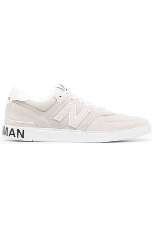 JUNYA WATANABE Panelled low-top sneakers