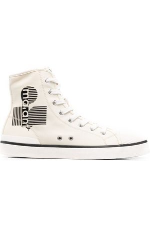 Isabel Marant Benkeenh high-top sneakers