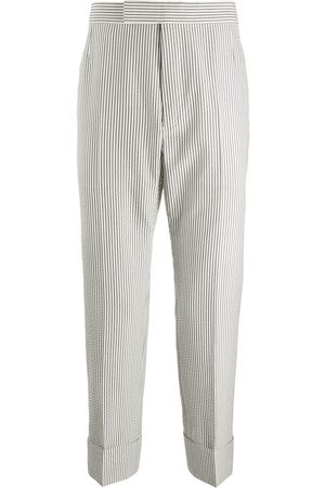 Thom Browne Striped tailored trousers